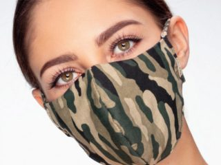 Een beschermend mondkapje als accessoire