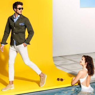 Dé fashiontrends voor mannen in de zomer van 2021
