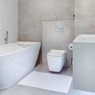 Kiezen voor beton in de badkamer
