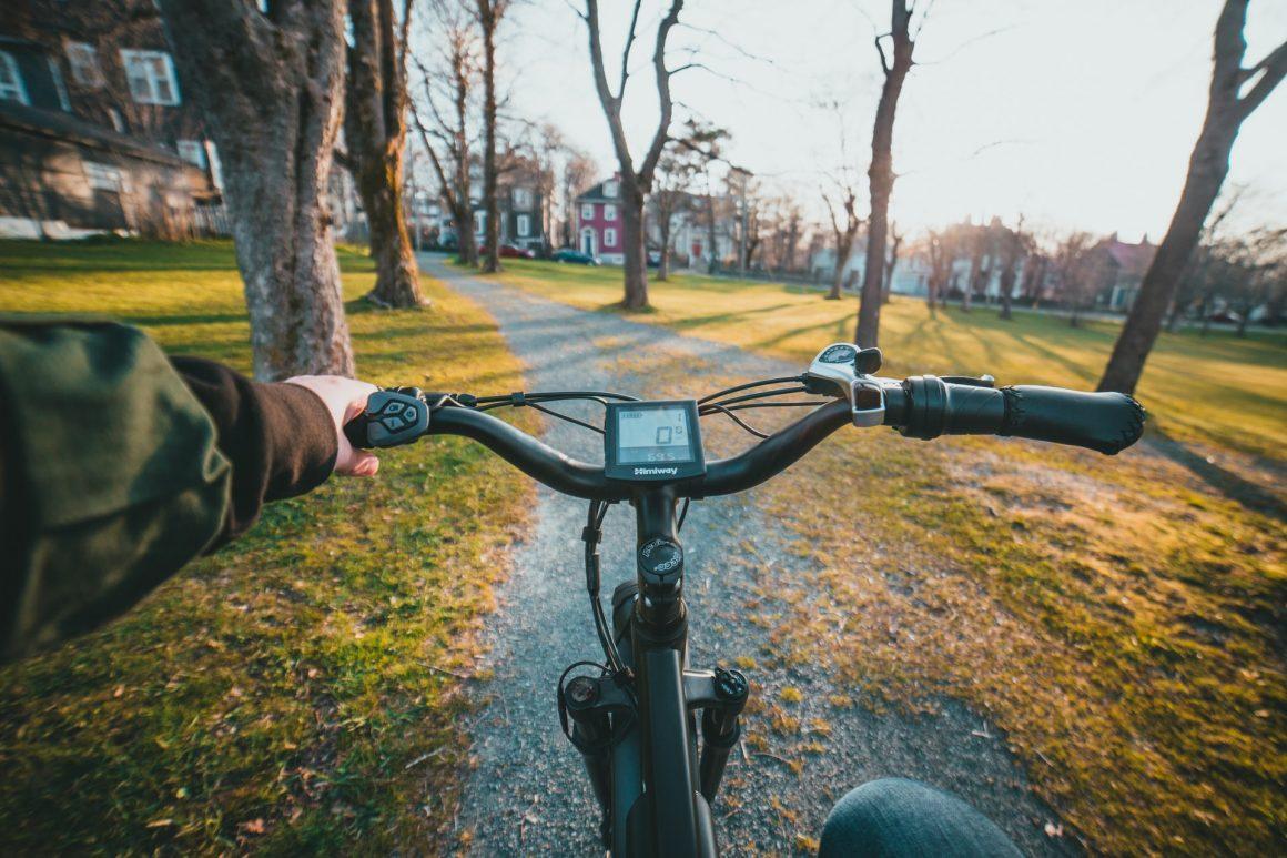 De trends van de elektrische fiets