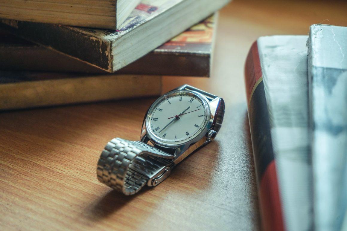 Kapot horloge